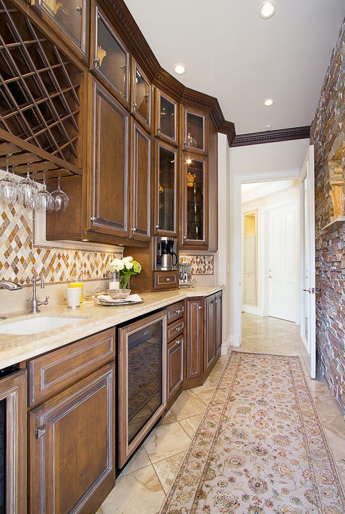 Master Bedroom Coffee Wine Bar Remodel The Canyon S Fine Art Interiors