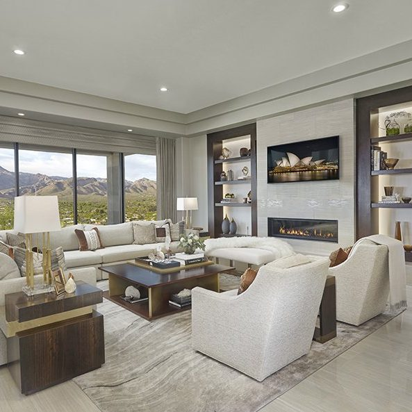 New construction and remodels are our jam! Fine Art Interiors excels at overcoming the unique and complex challenges of these types of projects.